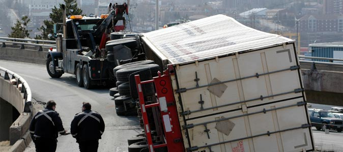 Trucking Accident claims - Stephens & Stephens Legal