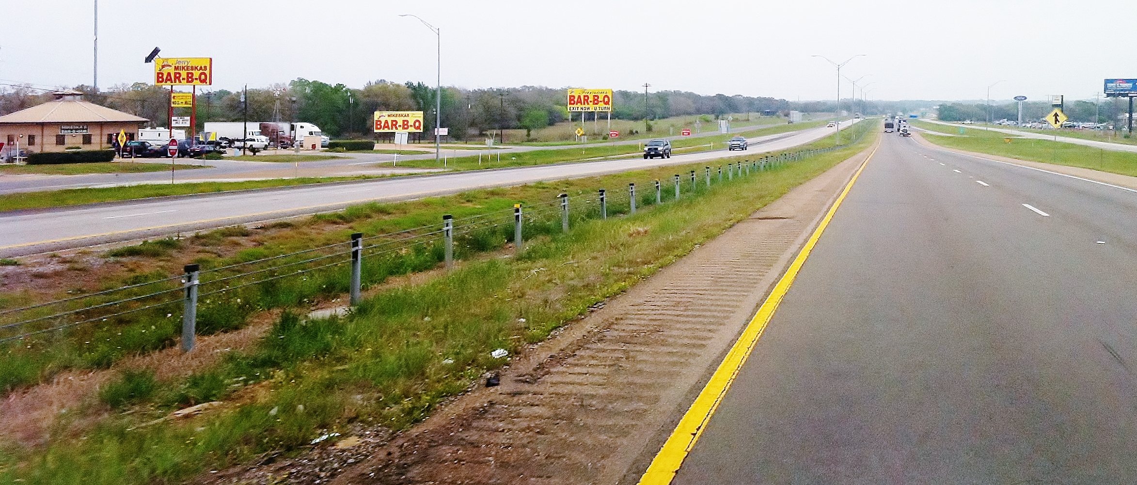 Cable median barriers